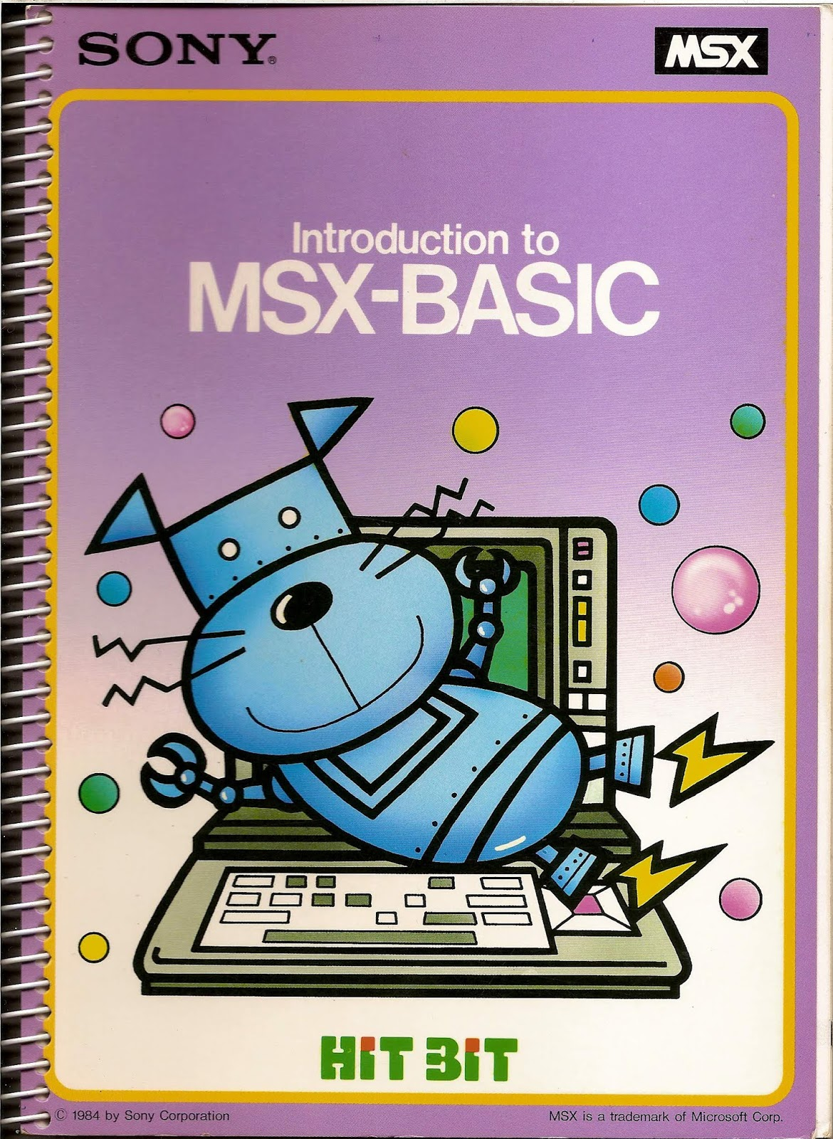 Biggest Collection of MSX Books