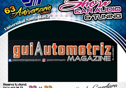 1ER SHOW CAR AUDIO Y TUNING 2016