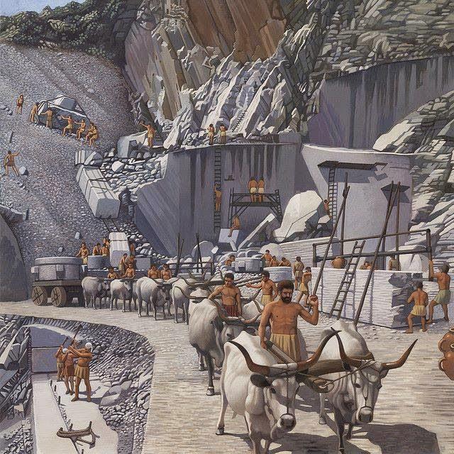 Resultado de imagen para construccion del imperio romano