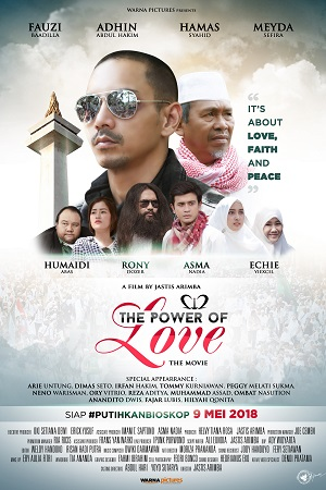 Jadwal 212: THE POWER OF LOVE di Bioskop
