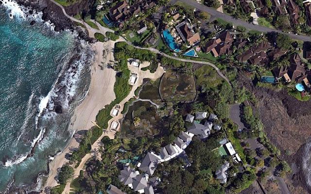 Οι «παράδεισοι» που κάνουν διακοπές οι δισεκατομμυριούχοι