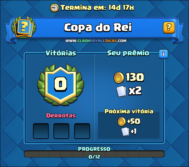 Sneak Peek #3 - Desafio de Evento especial: Copa do Rei - 3