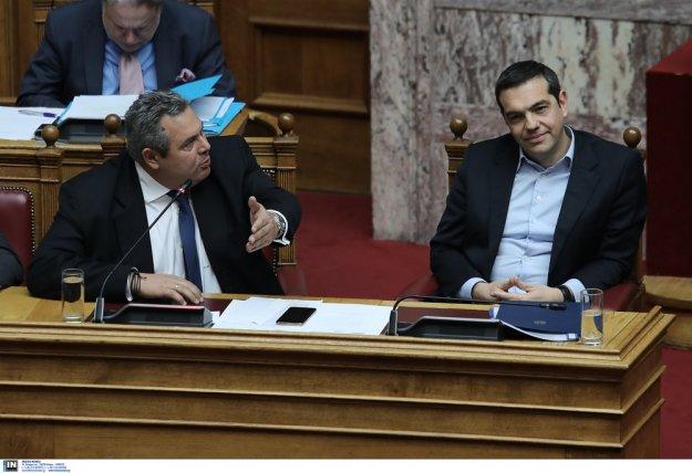 Το τέλος της συγκυβέρνησης ΣΥΡΙΖΑ-ΑΝΕΛ διά στόματος Τσίπρα