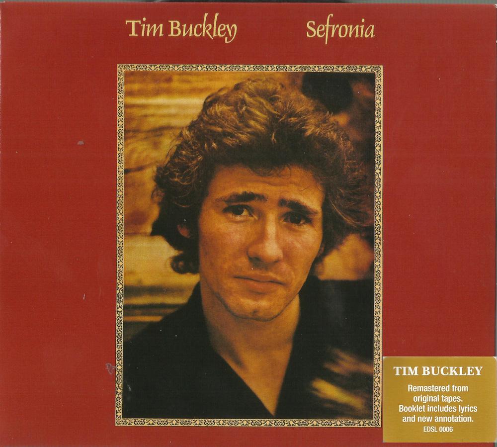Rockasteria Tim Buckley Sefronia 1973 Us Brilliant Jazz Bluesy