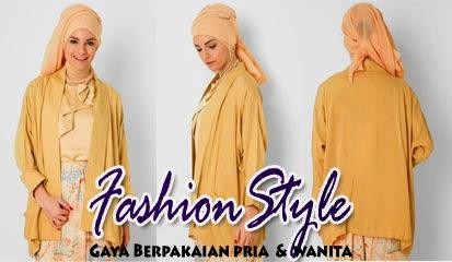 Daftar Harga Dan Model Outerwear Muslim, Pakaian Wanita Muslim Cantik, Keren, Terbaru 2014