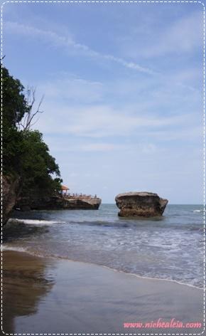 pantai tawing karang suraga pantai cantik di anyer