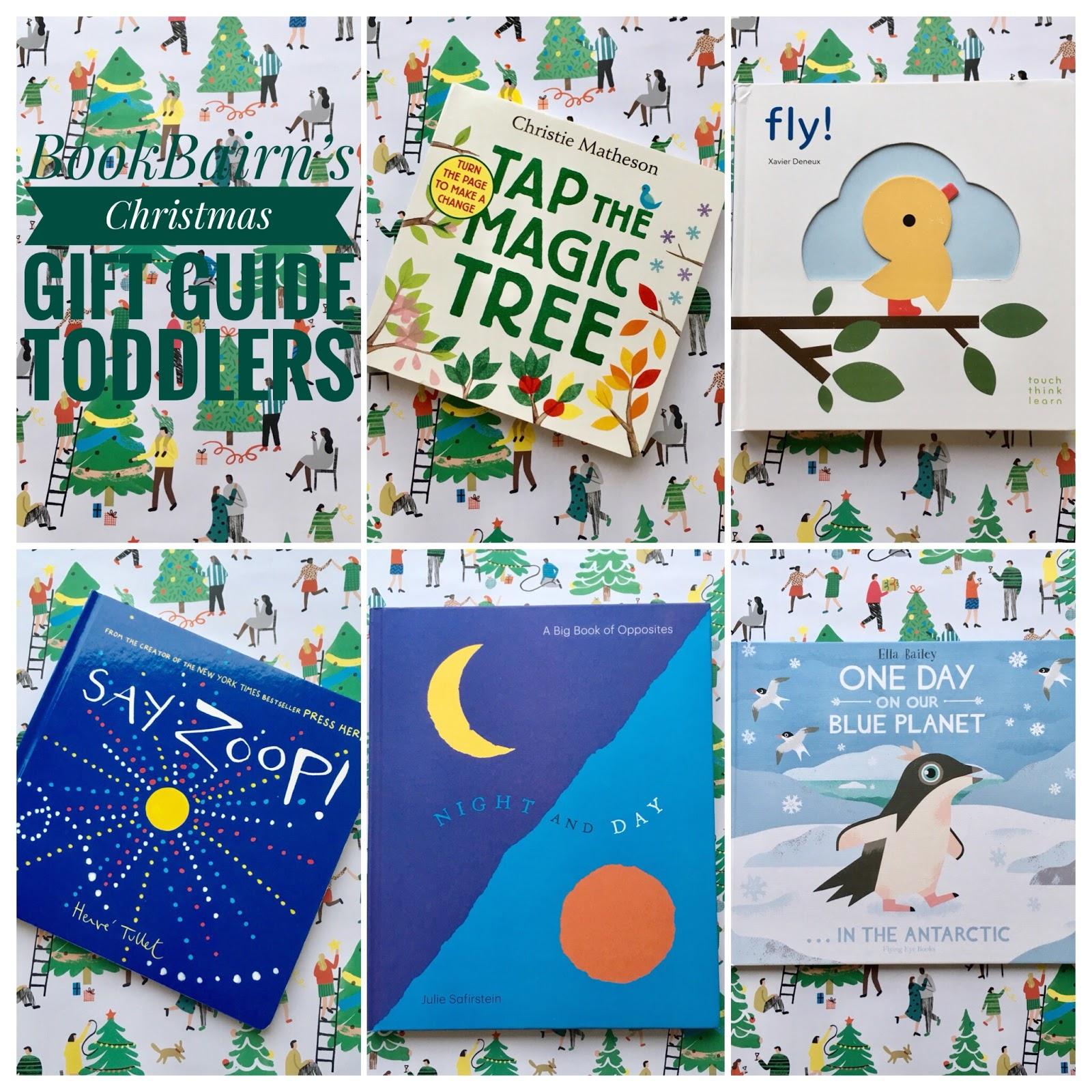The Littlest Christmas Tree Story: BookBairn's Christmas Gift Guide
