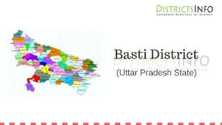 Basti district