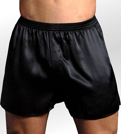 Satin Boxers For Men 40
