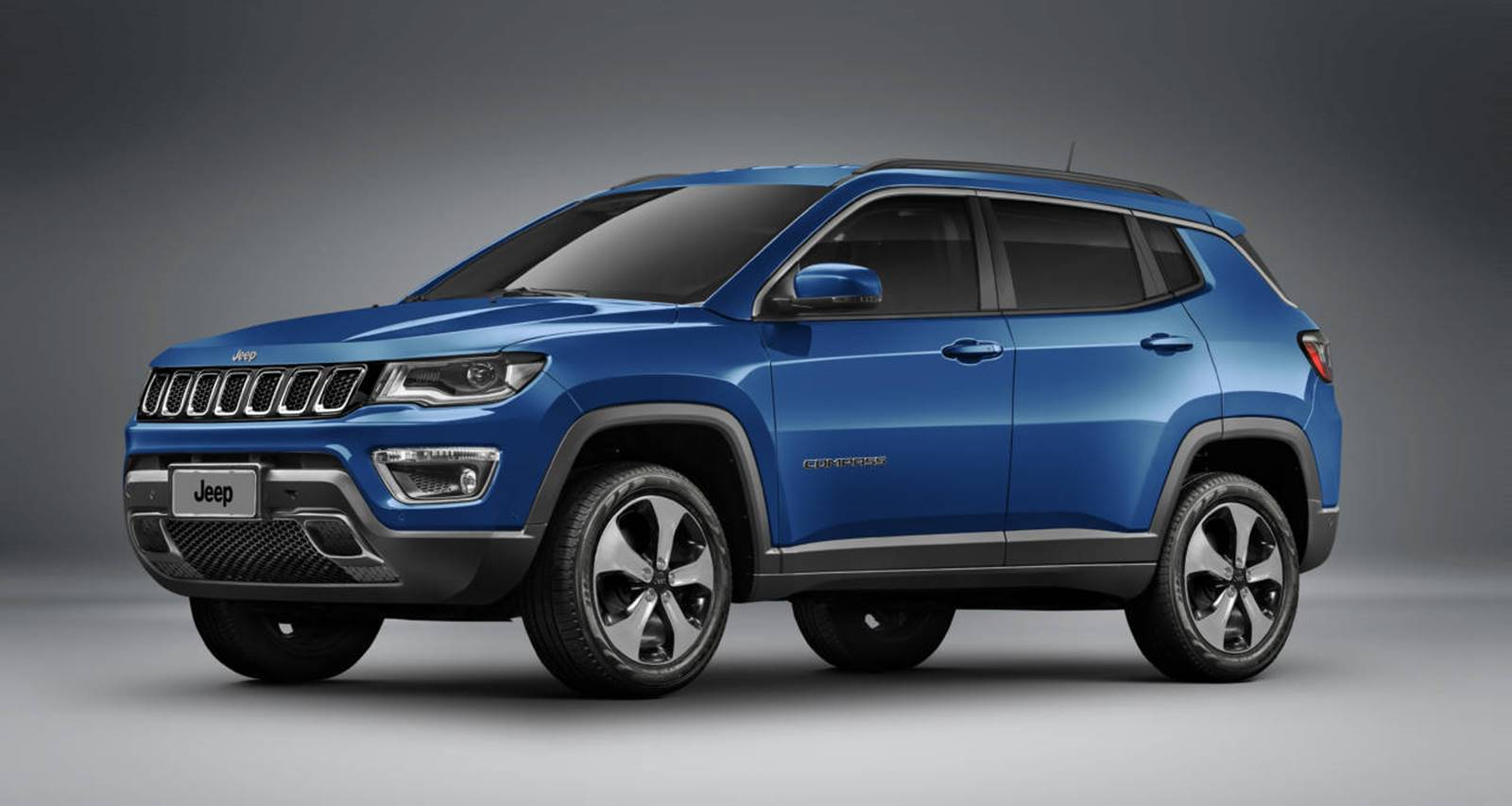 jeep compass 2017 primeiras fotos e informa es oficiais. Black Bedroom Furniture Sets. Home Design Ideas