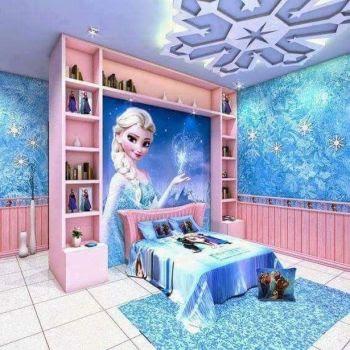 غرف نوم بنات كاملة