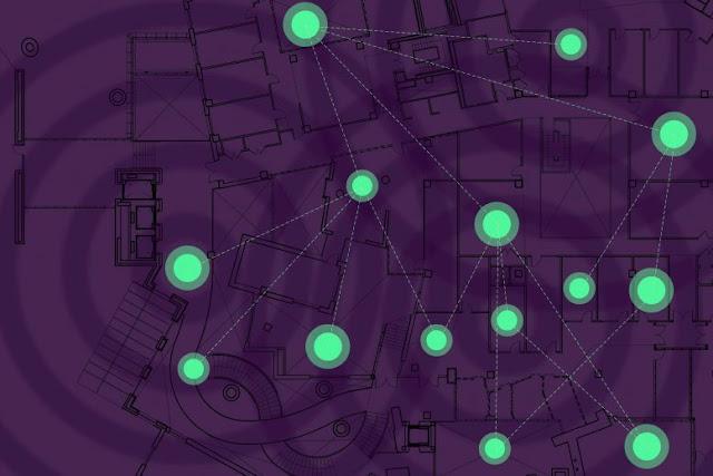 जीपीएस अयशस्वी होणा in्या ठिकाणी नवीन यंत्रणा स्मार्ट डिव्हाइसची त्यांची स्थिती शोधण्यात मदत करते
