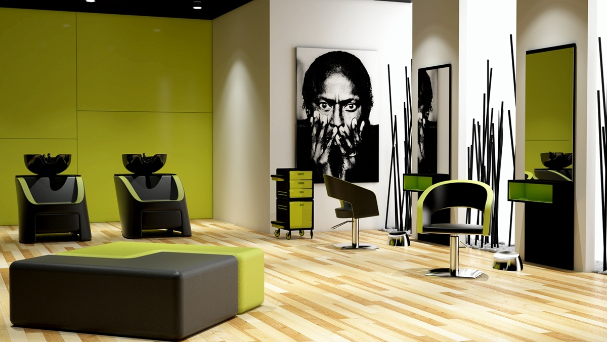 Arredamenti apparecchiature attrezzature estetica for Arredamento per parrucchieri