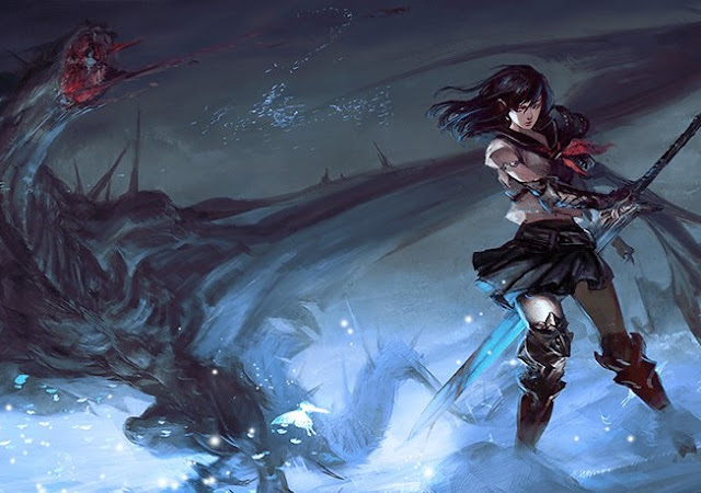 Stranger of Sword City PlayStation Vita