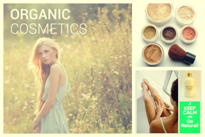 Organic Makeup and Skincare