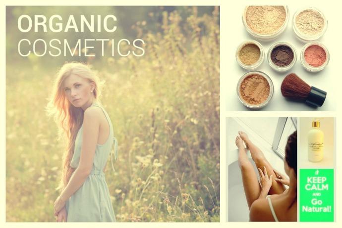 Organic Makeup and Skincare