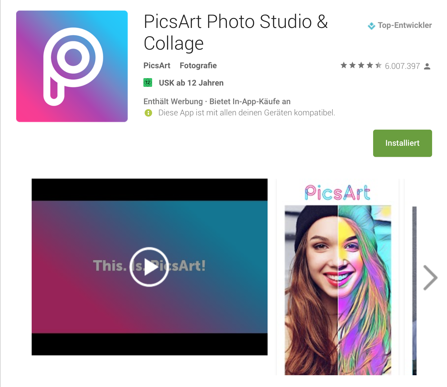 Picsart - Review