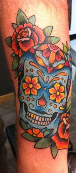 13 Tattoo Artists Share Some Of The Beautiful Flower: ZERO6 Arte/desordem [art/mess]: Tattoo Artist