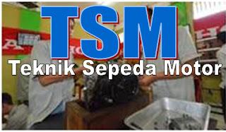 Daftar Mata Pelajaran SMK Jurusan Teknik Sepeda Motor