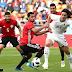 هزيمة بطعم المرارة لمصر امام اوروغواي 0-1 في كاس العالم