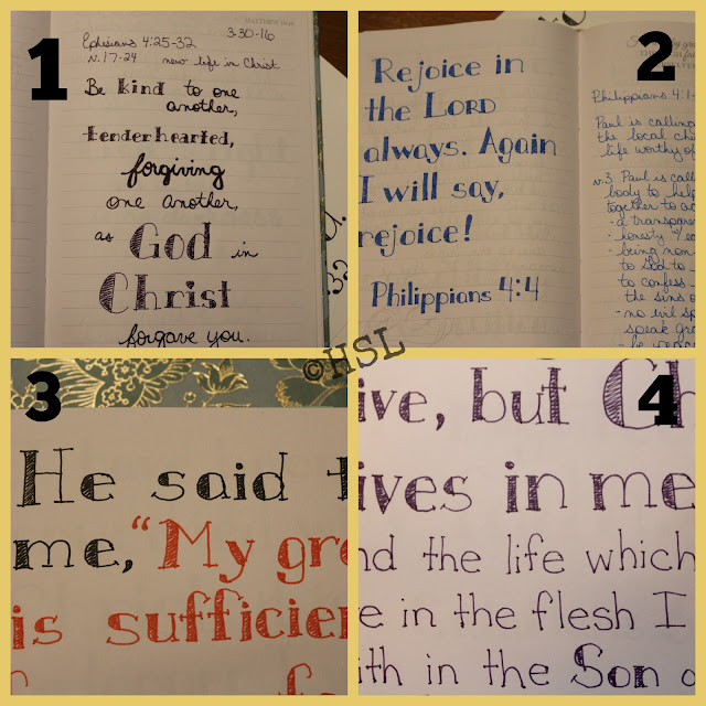 Scripture Writing, hand lettering tutorial, Scripture journaling tutorial
