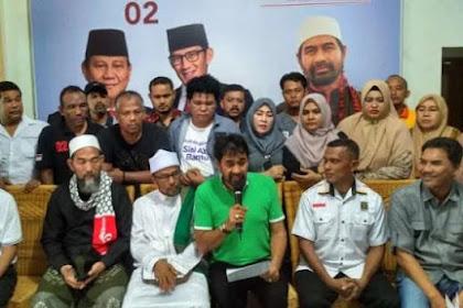 Melebihi Target, 93 Persen Rakyat Aceh Nyoblos Prabowo-Sandi
