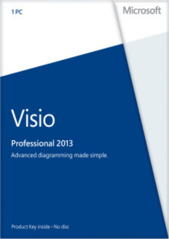 Download Visio Professional 2013 for PC free full version