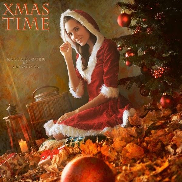 [ArtOfDan] Katya Clover - Merry Xmas Time