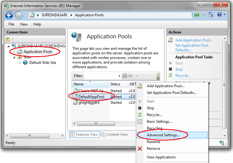 System Data SqlClient SqlException: Login failed for user