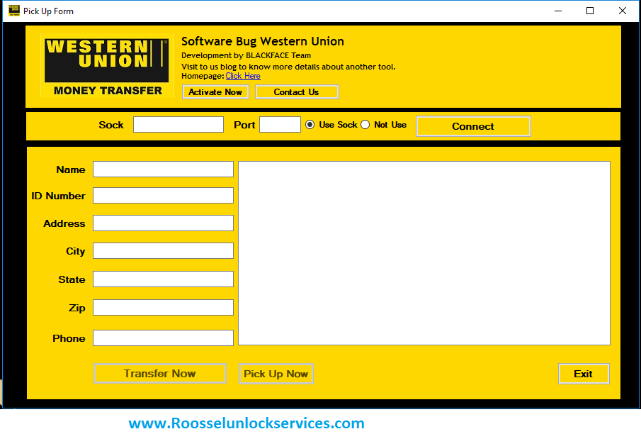 HOW TO HACK MONEY ON WESTERN UNION SERVERS FOR FREE
