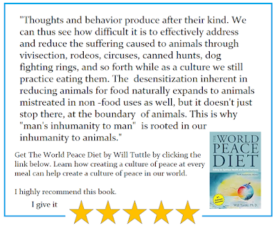 Click here to get this book! The World Peace Diet