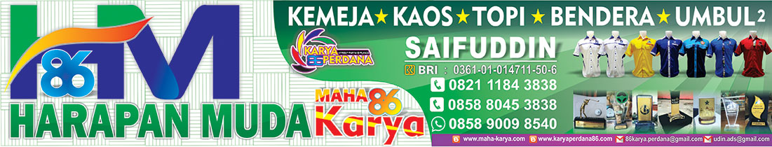 HARAPAN MUDA 86 ADVERTISING