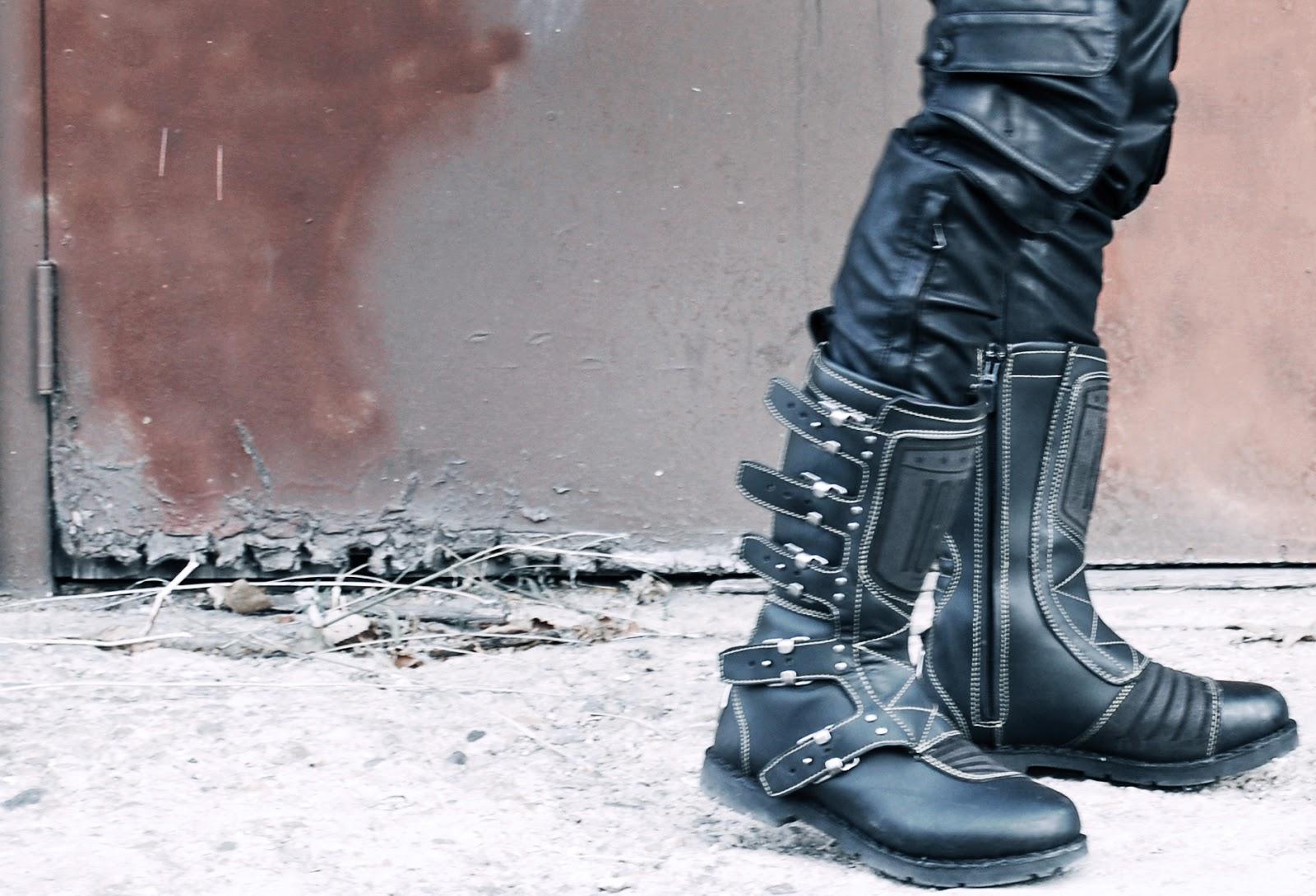 Digital Vacancy THE WASTELANDicon elsinore boots