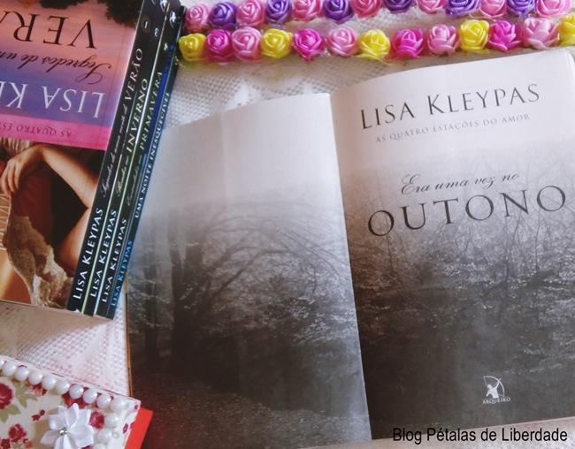 Resenha, livro, Era-uma-vez-no-outono, Lisa-Kleypas, Editora-Arqueiro, romance-de-epoca, as-quatro-estações-do-amor