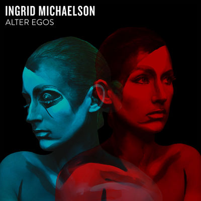 Ingrid Michaelson - Alter Egos (EP) - Album Download, Itunes Cover, Official Cover, Album CD Cover Art, Tracklist