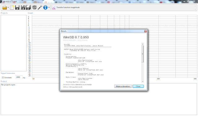 Download Winisd, Untuk Memodelkan Sistem Speaker Inverter Tertutup dan Fase