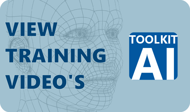 AI-TOOLKIT Training Video's