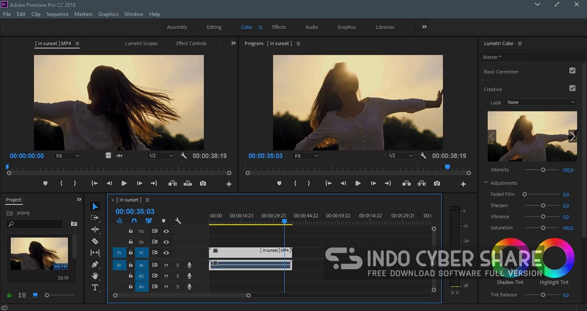 Portable Adobe Premiere Pro CC 2018