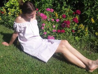 sukienka hiszpanka na lato z koszuli