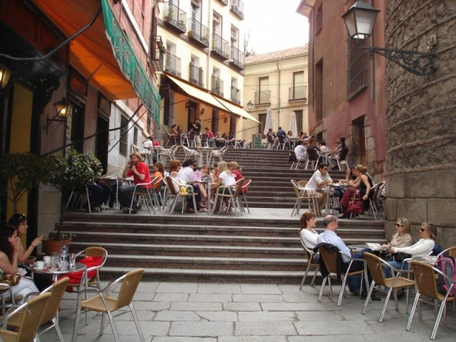Bairros em Madri