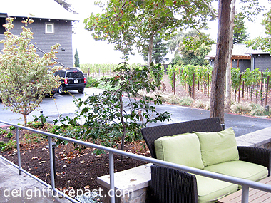 Travel Review - Napa Valley - Senza Hotel / www.delightfulrepast.com
