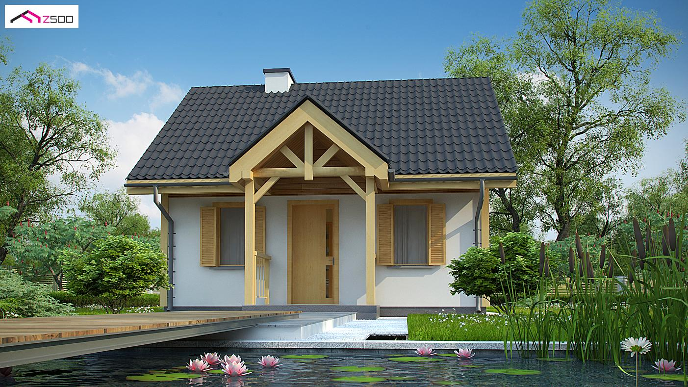 A home in the country is a dream for so many people, but knowing what style to build could be a real challenge. If you're looking for a house design then you have to check out these easy-to-build and affordable houses suited in the Philippines. These small houses consist of 1-2 bedrooms, 1-2 bathrooms, 1 kitchen, and 1 living room. The total area of 36 square meters to 100 square meters.