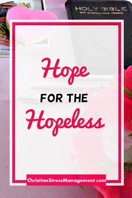 Hope for the Hopeless Situation