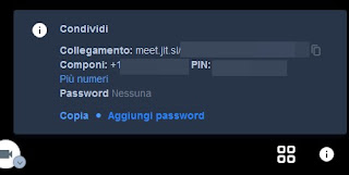 password Jitsi