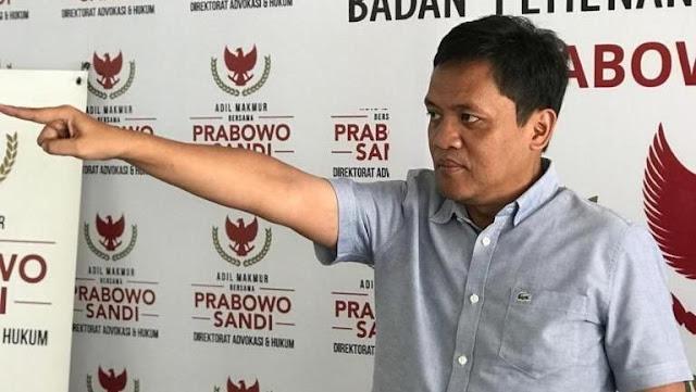 BPN Prabowo-Sandi akan Laporkan 'Indonesia Barokah' ke Dewan Pers
