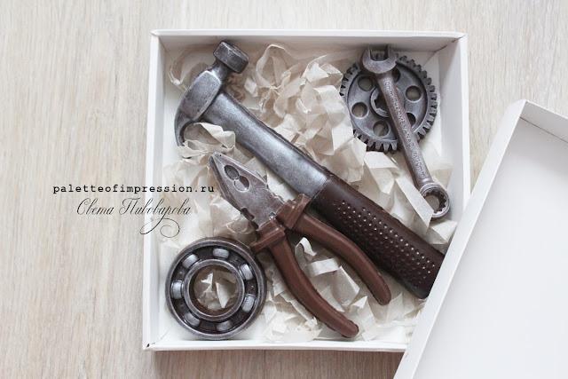 Проект рабочее место Идеи подарков мужчинам на 23 февраля Шоколад ручной работы Блог Вся палитра впечатлений