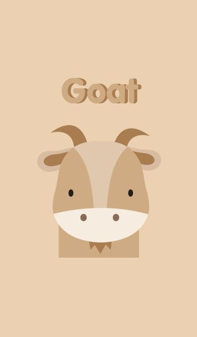 Simple Goat theme