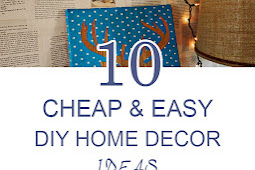 Diy Home Decorating Ideas On A Budget