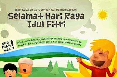 Kekeliruan dalam Memaknai Hari Raya Idul fitri dan Idul Adha