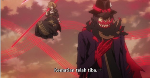 Lord of Vermilion: Guren no Ou Episode 08 Subtitle Indonesia